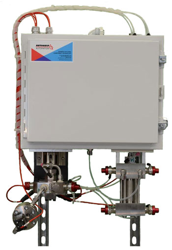 Autoqip 1K, 2K, 3K Fluid Metering System
