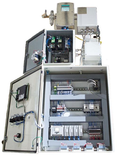 Autoquip fluid metering system