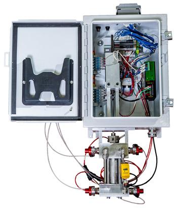 Autoquip Automation Dispense Pump System