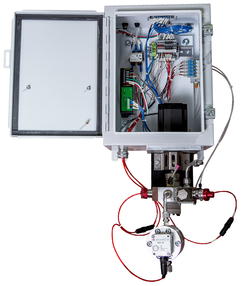 Autoquip Automation Gear Pump System