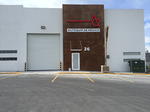 Autoquip Automation Mexico Facility