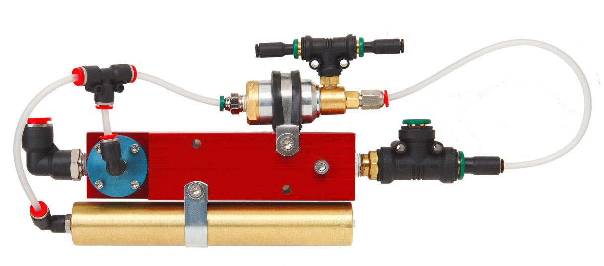 Air flow switch control accessories autoquip