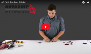 Autoquip fluid regulator rebuild video