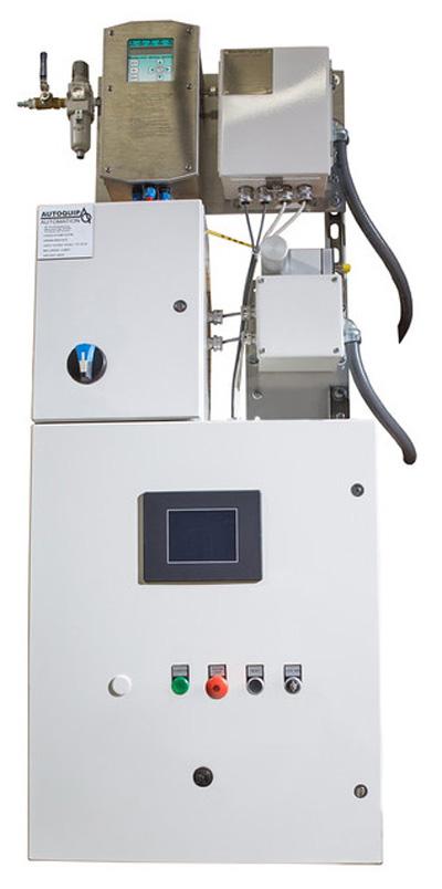 Autoquip 1K, 2K Fluid Metering System