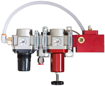 Aqutoquip's energy efficient, patented pump flow control
