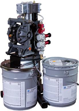 Autoquip 5 Gallon Pail Lift System