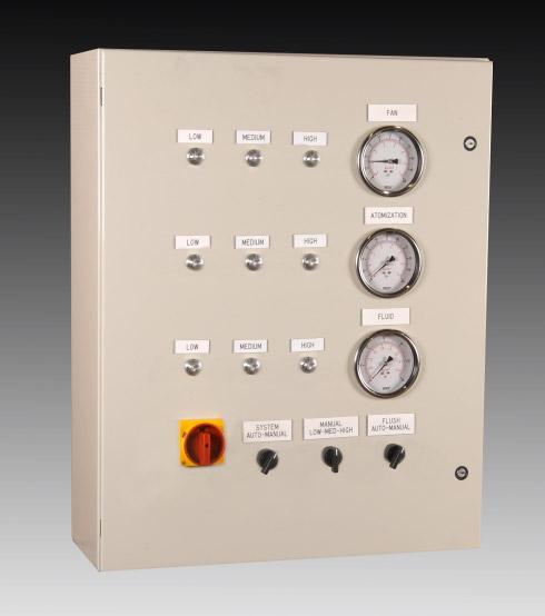 Pneumatic Pressure Panels
