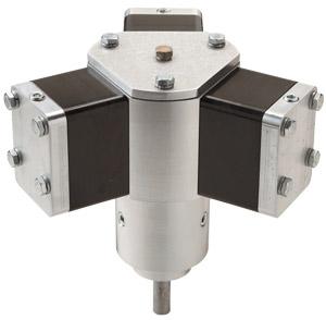 Autoquip energy efficient air motor