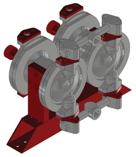 Autoquip 2020 pump